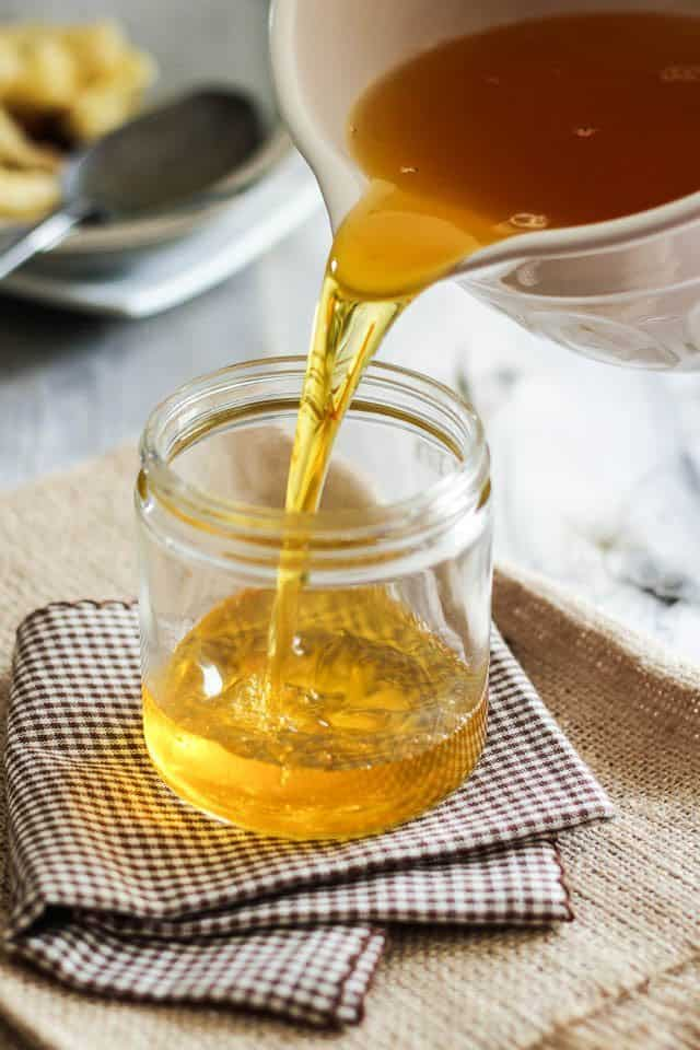Homemade Organic Ghee   by Sonia! The Healthy Foodie