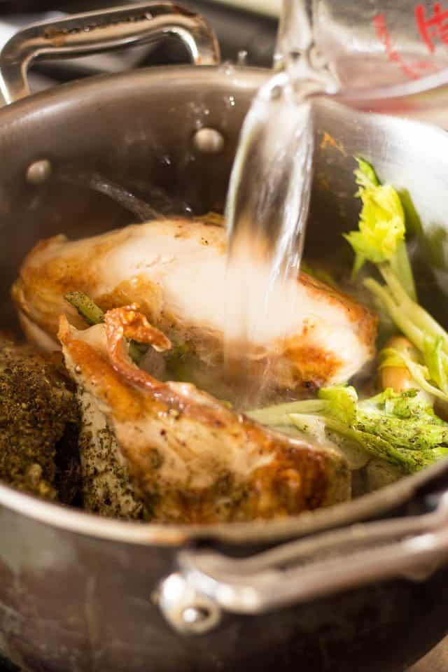 Chicken Stock | by Sonia! The Healthy Foodie