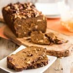Paleo Pumpkin Bread | by Sonia! The Healthy Foodie