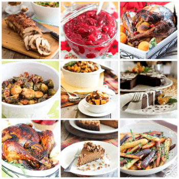 Paleo Thanksgiving Recipe Roundup