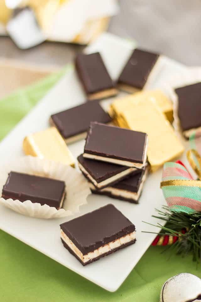 Dark Chocolate Mint Thins-4