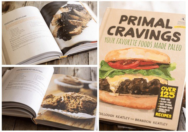 Primal Cravings Cookbook | Review by Sonia! The Healthy Foodie