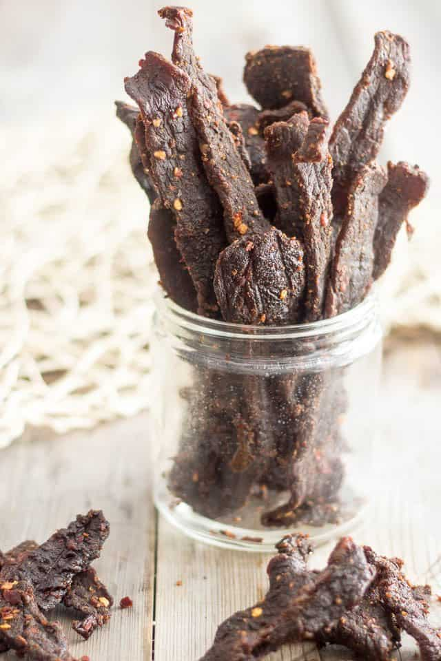 Beef Jerky | by Sonia The Healthy Foodie