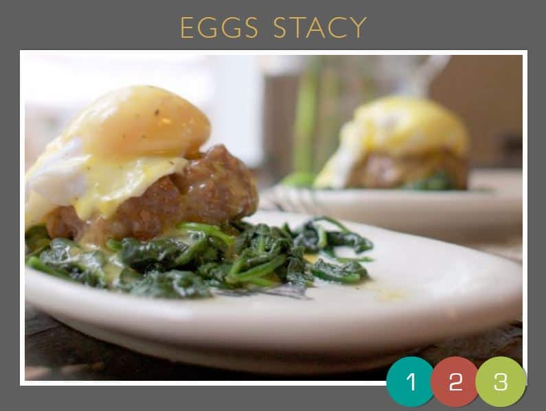 Eggs Stacy | 3 Phase Paleo by Paleo Parents