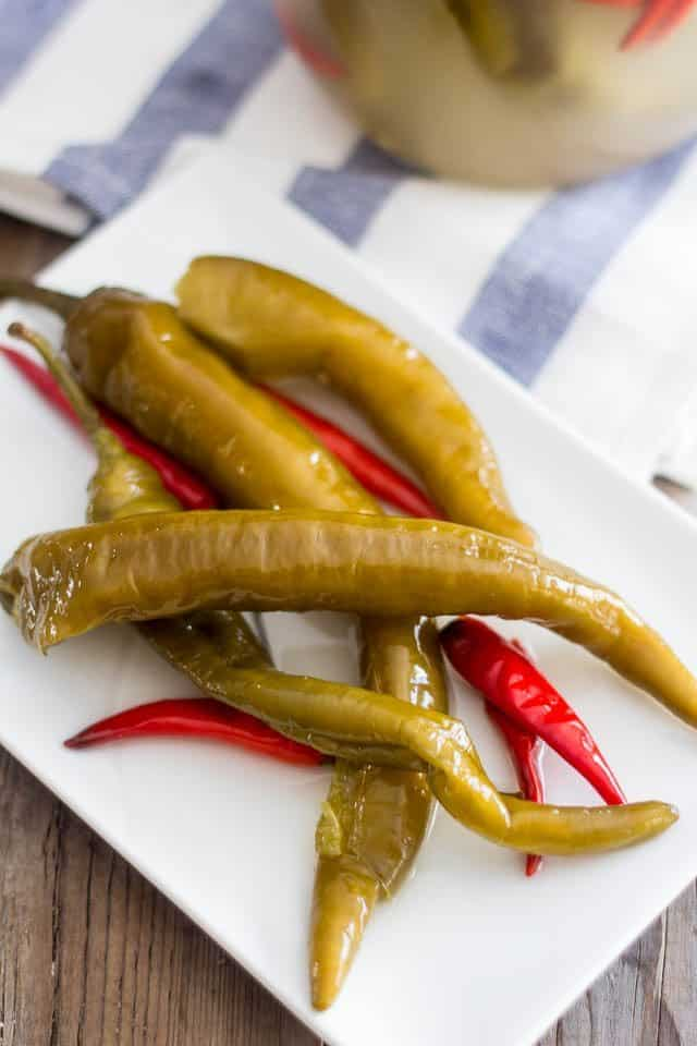 Fermented Hot Peppers | by Sonia! The Healthy Foodie