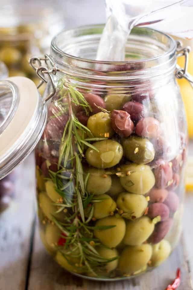 Making Gourmet Olives | by Sonia! The Healthy Foodie