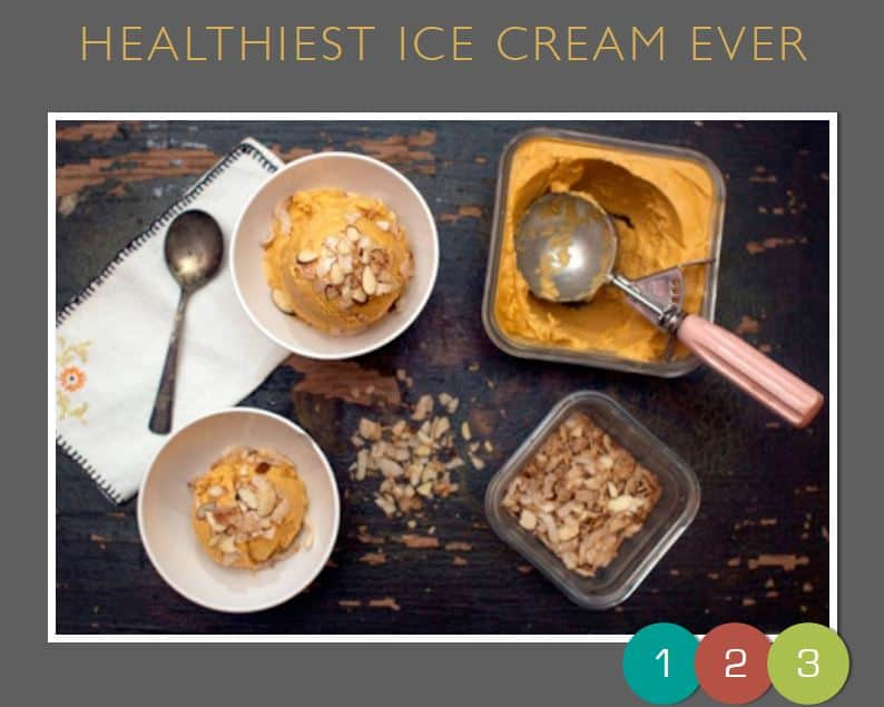 Healthiest Ice Cream Ever | 3 Phase Paleo by Paleo Parents
