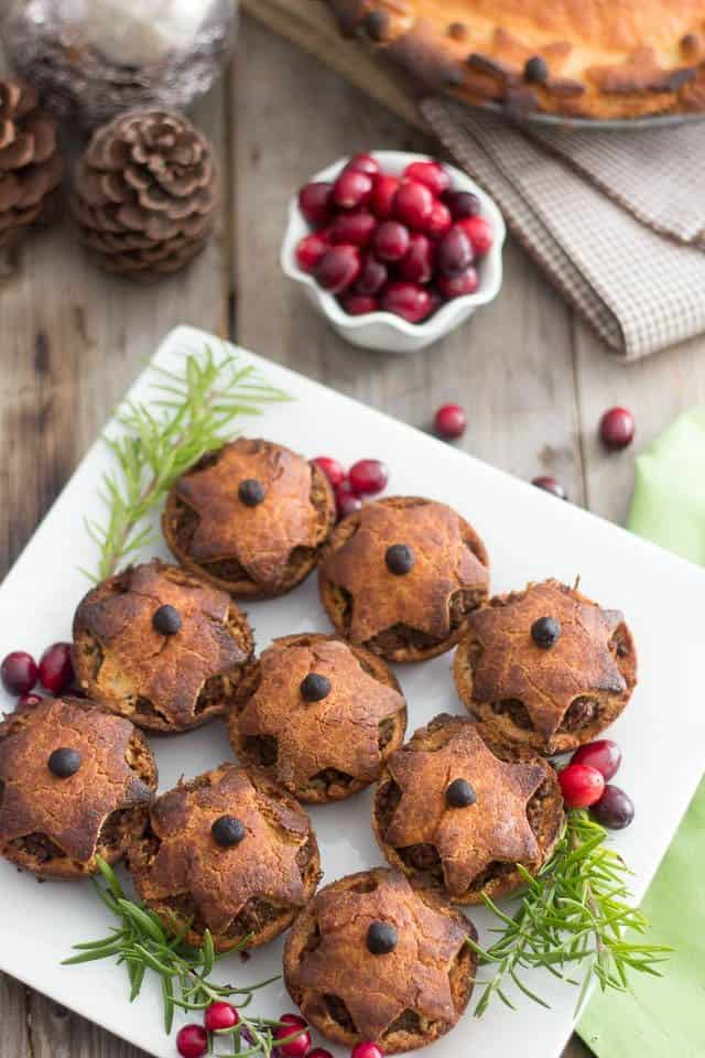 Paleo Christmas Meatpies | by Sonia! The Healthy Foodie
