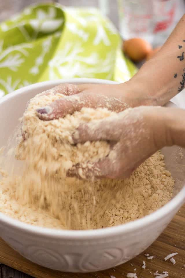 Mixing Lard and Flour | by Sonia! The Healthy Foodie