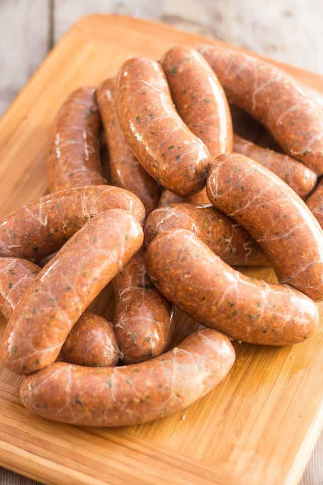 Home Made Italian Sausage | by Sonia! The Healthy Foodie