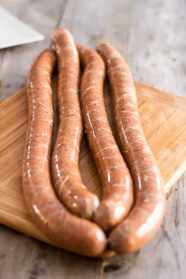 Homemade Italian Sausage  by Sonia! The Healthy Foodie