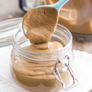 All Natural, Home Made Toasted Sunflower Seed Butter