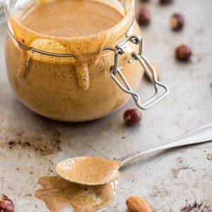 Toasted Almond Hazelnut Butter