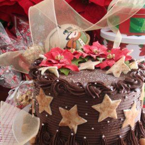 Sweet and Salty Cake – Christmas Edition!