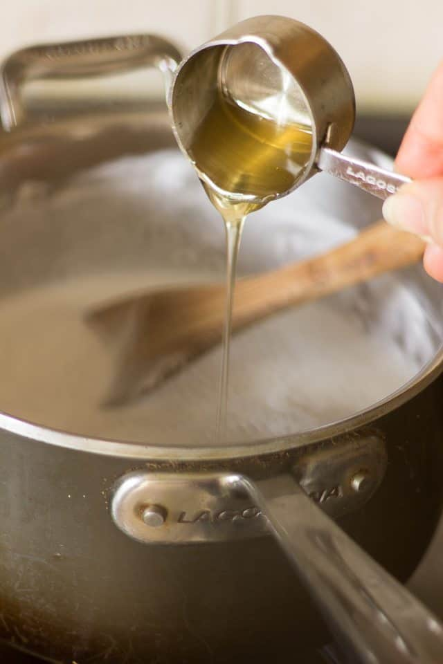 Coconut Tapioca Pudding | thehealthyfoodie.com