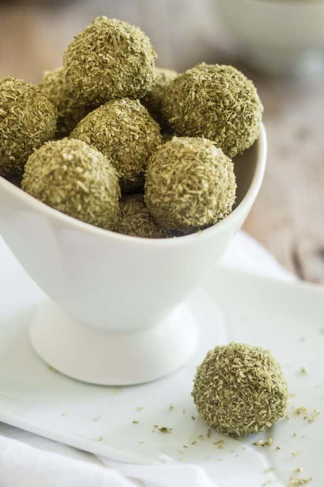 Healthy Vegan Matcha Recipes