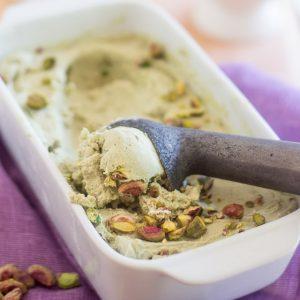 Avocado Pistachio & Matcha Ice Cream
