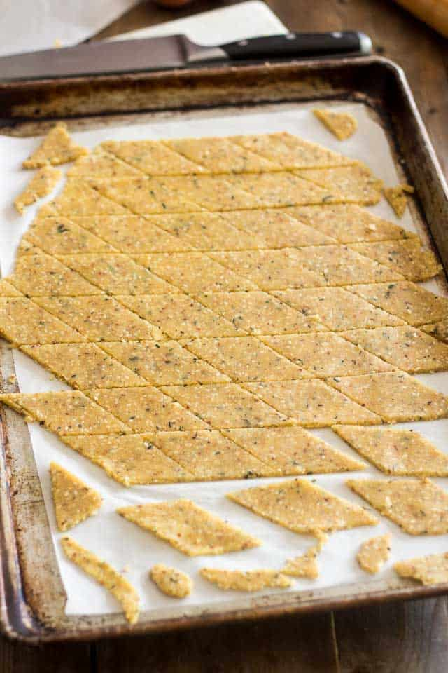 recipe: coconut and almond flour crackers [18]