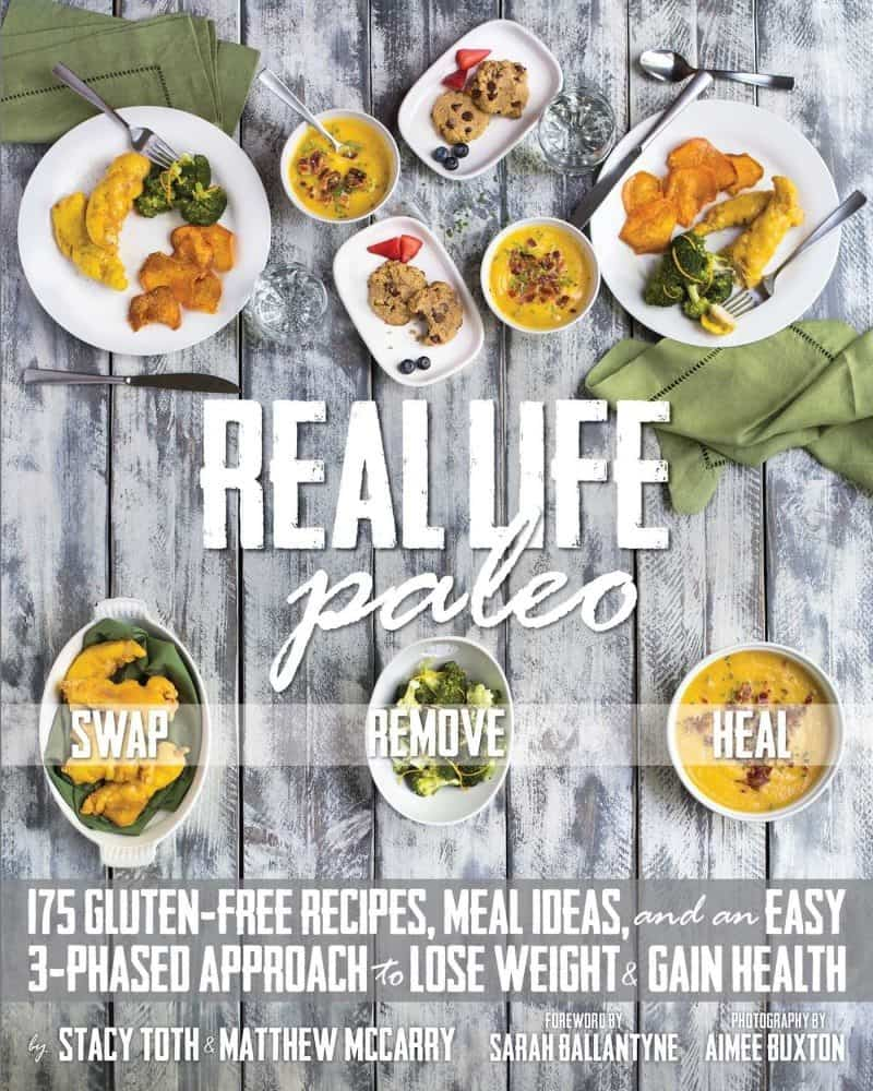 Real Life Paleo Book Cover