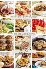 Top 12 Paleo Recipe Picks 2014 | thehealthyfoodie.com