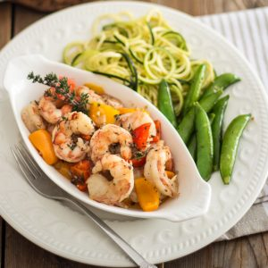 Quick and Easy Sauteed Shrimp