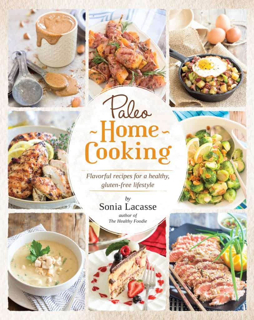 PALEO HOME COOKING COVER | theheatlhyfoodie.com
