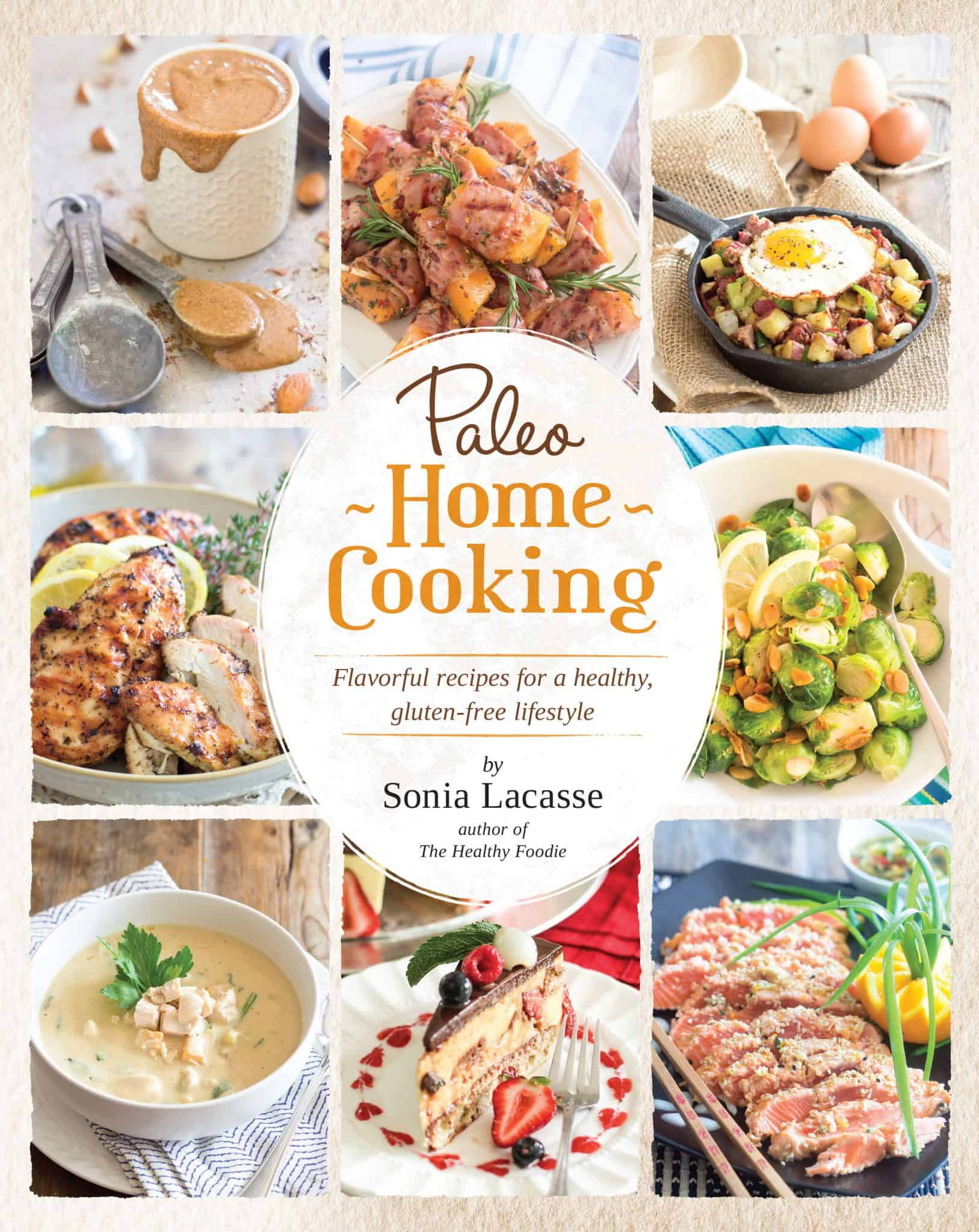 Food Book Cover Zone : Paleo home cooking thehealthyfoodie