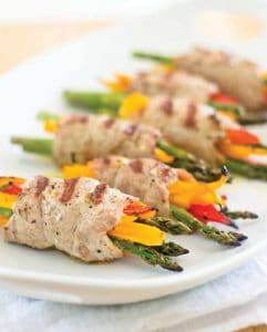 Pork Scaloppine Roll-Ups - My favorite recipe from Paleo Home Cooking. Simple to make and incredibly versatile, this is a must-have recipe for your repertoire!