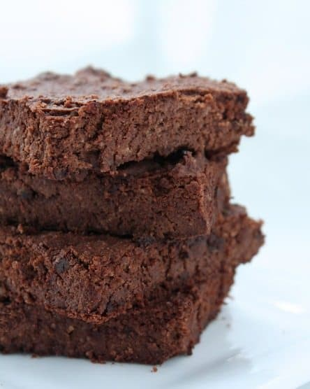 Cauliflower Brownies | IBreatheImHungry.com