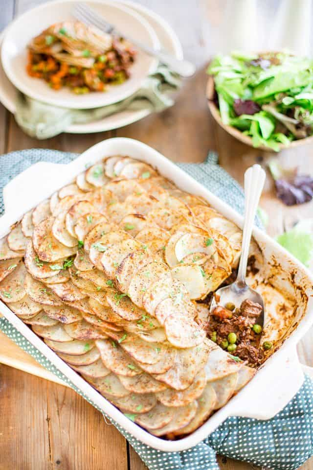 Best Ever Cottage Pie | thehealthyfoodie.com