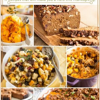 Squash, Pumpkin and Sweet Potatoes – 11 Winning Recipes that'll make you a Hero this Thanksgiving!