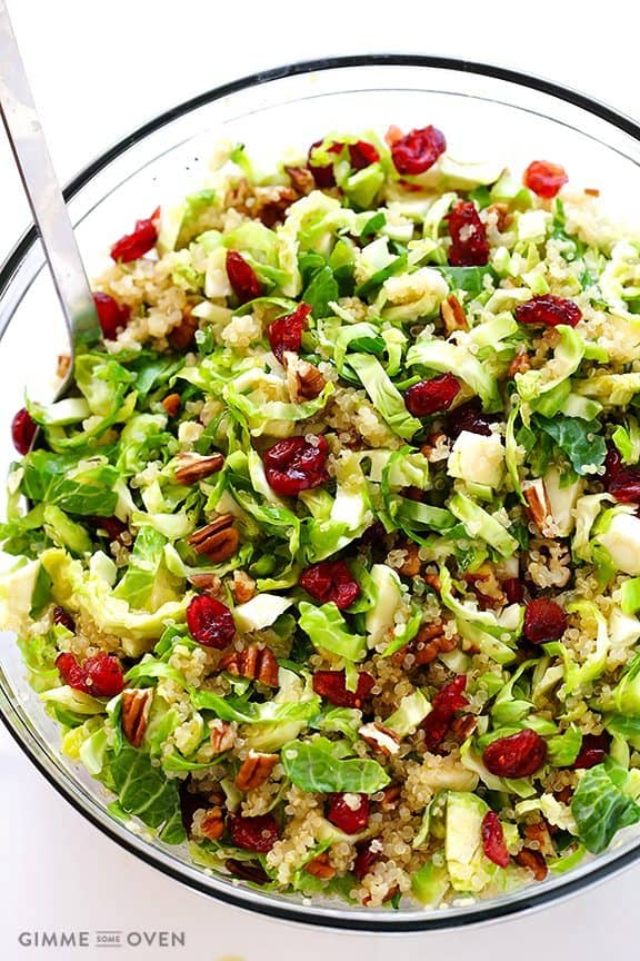 Brussels-Sprouts-and-Cranberry-Salad-3