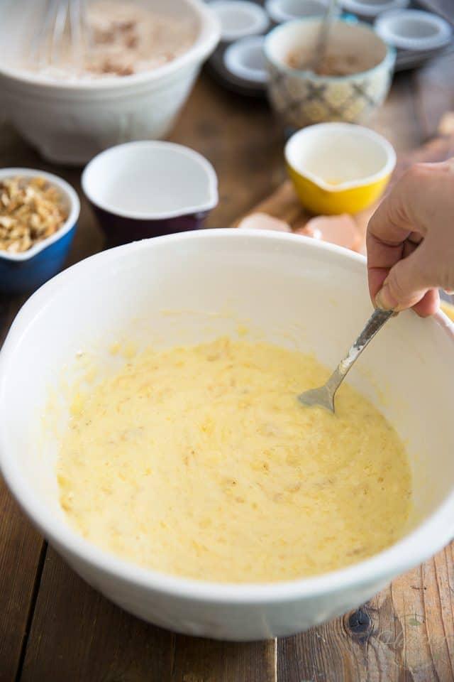 Banana Oatmeal Muffins   thehealthyfoodie.com