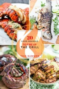 20 Good Reasons to Fire Up the Grill