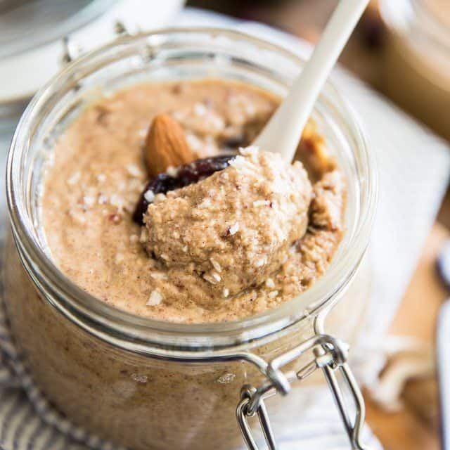 Coconut Cranberry Almond Butter