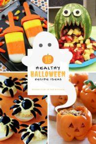 15 Healthier Halloween Recipes