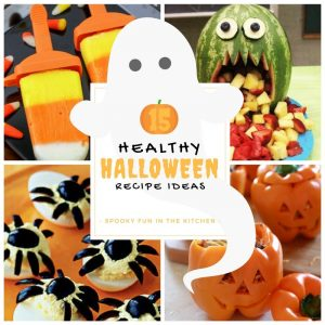15 Healthy Halloween Recipe Ideas