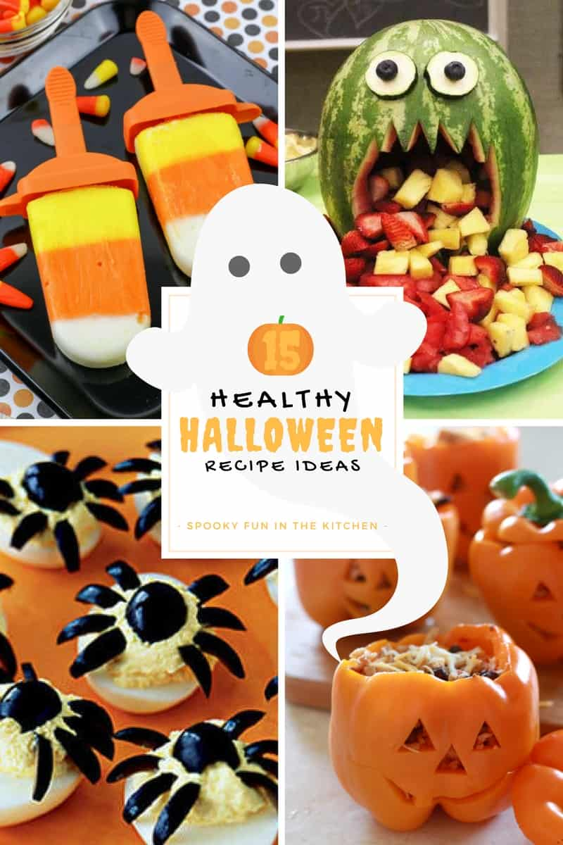 15 healthier halloween recipes