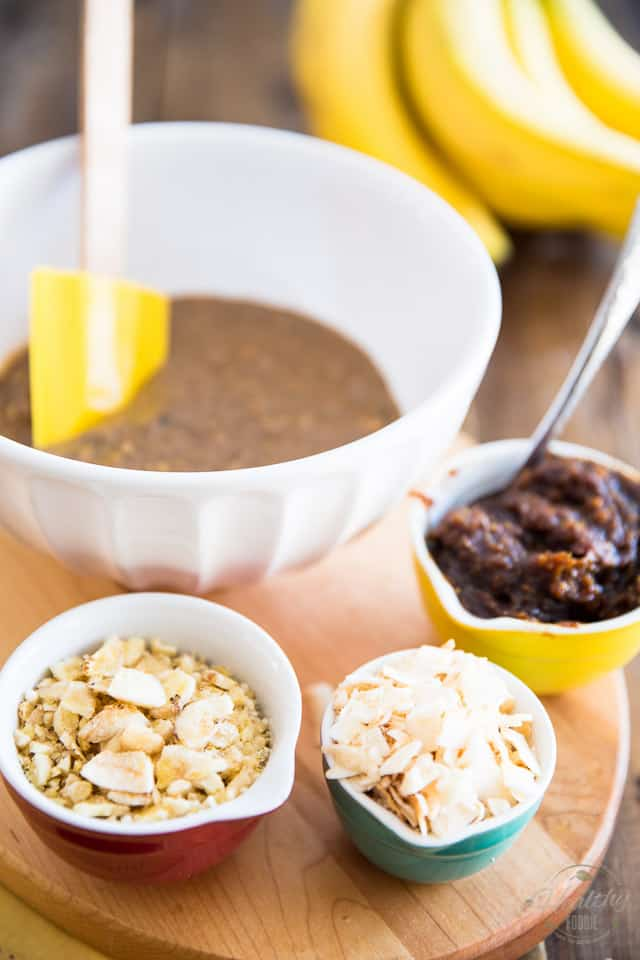 Banana Coconut Walnut Butter by Sonia! The Healthy Foodie | Recipe on thehealthyfoodie.com