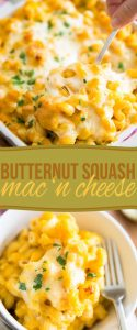 Kids demand Mac 'N Cheese but you'd prefer a healthier option? This Butternut Squash Mac 'N Cheese is the perfect solution! They'll never be able to tell...