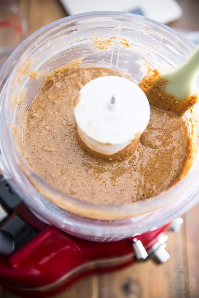 Crunchy Walnut Pecan Butter by Sonia! The Healthy Foodie | Recipe on thehealthyfoodie.com