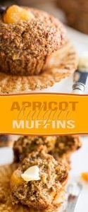 These tasty Apricot Bulgur Muffins are seriously hearty, dense, and chewy! A veritable nutrition powerhouse, they make for an awesome portable breakfast or snack, guaranteed to keep you satisfied for a very long time!