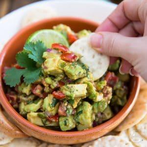 Chunky Avocado Salsa