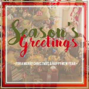 Seasons Greetings 2016