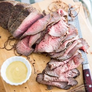 French Roast Beef – Cold Cut Style