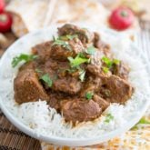 Rogan Josh Lamb Stew by Sonia! The Healthy Foodie | Recipe on theheatlhyfoodie.com