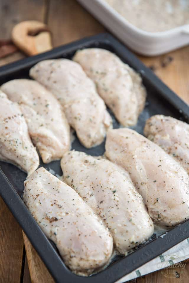 Shish Taouk Style Chicken Breasts by Sonia! The Healthy Foodie   Recipe on thehealthyfoodie.com