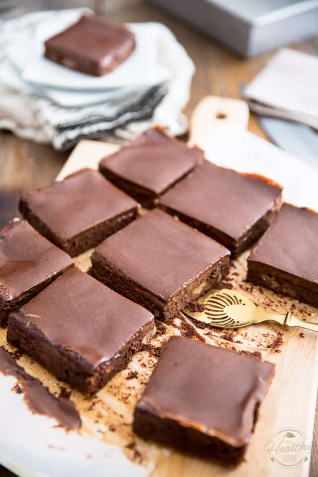 Sweet Potato Brownies by Sonia! The Healthy Foodie | Recipe on thehealthyfoodie.com