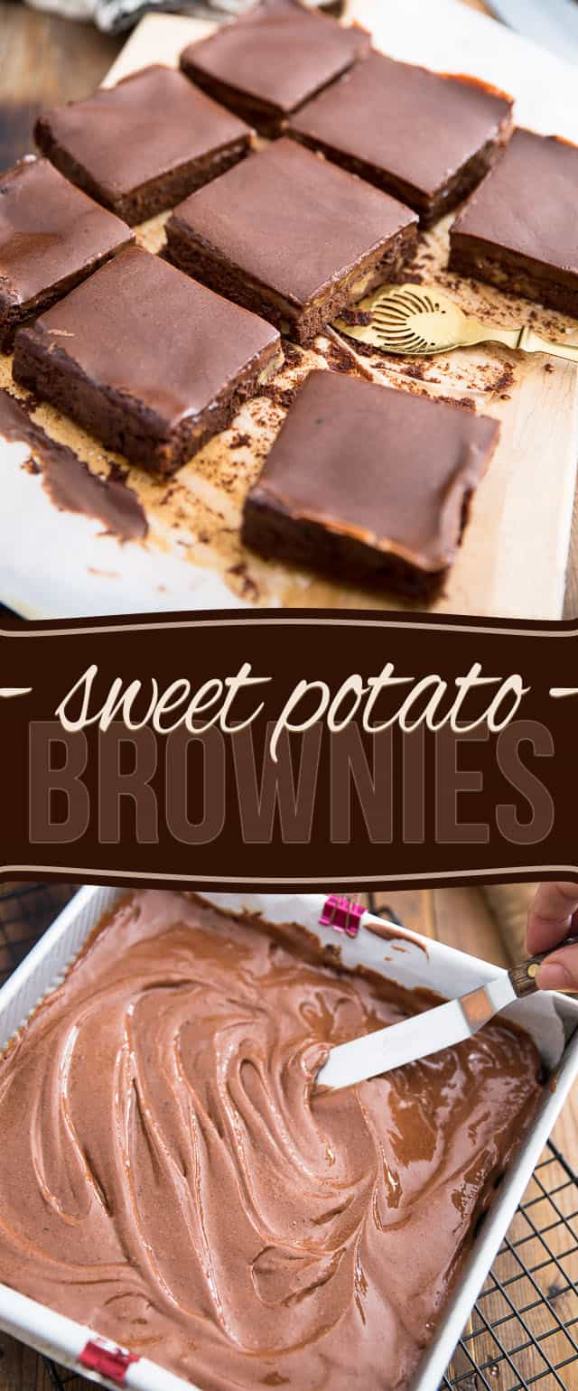 Made with nothing but wholesome ingredients, these Sweet Potato Brownies will no doubt surprise you with how delicious they actually are.