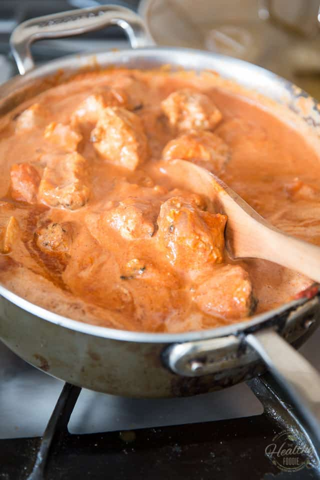 Chicken Tikka Masala by Sonia! The Healthy Foodie | Recipe on thehealthyfoodie.com